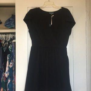 ModCloth date night done right mini dress